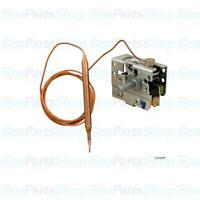 Spa Hot Tub Thermostat Invensys 1/4dia Bulb 36 Cap 25a Spst 275-3124-00