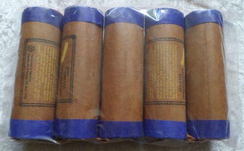TIBET//NEPAL INCENSE 5 PACKS CEDARWOOD JUNIPER SANDALWOOD FRANKINCENSE NAG CHAMPA