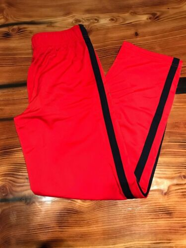 Gymboree Boy's Athletic Basketball Sweats Pants Red NWT GYM10