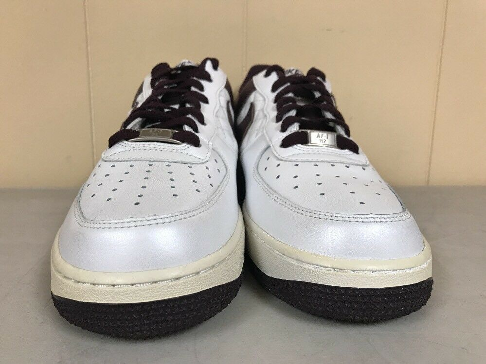 New Nike Air Force1 Mix-match Pair Left  8.5 Right  9.5W [318769-161] READ BELOW
