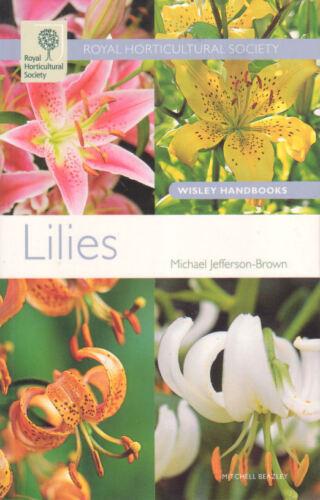 1 of 1 - LILIES Michael Jefferson-Brown **NEW COPY**
