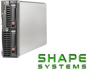 BL460c-Server-Xeon-5450-Quad-Core-2GB-SFF-SAS-459483-B21-135-ExVAT