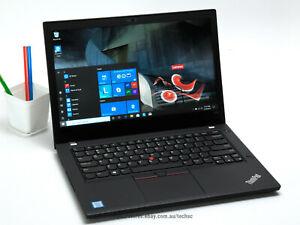Lenovo-Thinkpad-T480-14-034-Ultrabook-i5-8250U-16GB-RAM-256GB-SSD-Wty-FHD-IPS