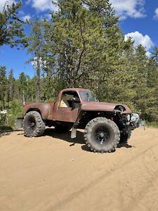 1949 Studebaker Rat Rod Bogger Jeep