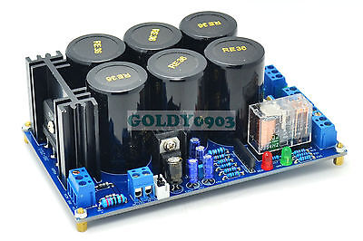 F6 Universal Power Supply Board speaker protection for Amplifier Board 15-36V