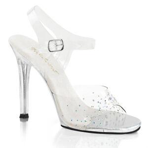 Fabulicious-GALA-08SD-Women-039-s-Clear-Rhinestones-Heel-Open-Toe-Ankle-Strap-Sandal
