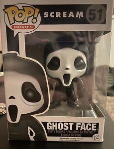 Funko POP! Scream Ghost Face Vinyl Figure Vaulted Rare!