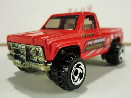 HOT WHEELS CHEVROLET PICKUP TRUCK BYWAYMAN OUT OF PACKAGE 1977 DATE ON BOTTOM
