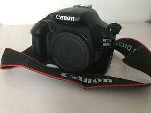 Appareil photo reflex Canon 1100d très bon état