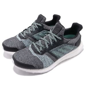 3d2f0de903533 adidas UltraBOOST ST Parley For The Oceans Blue Spirit Grey Men ...
