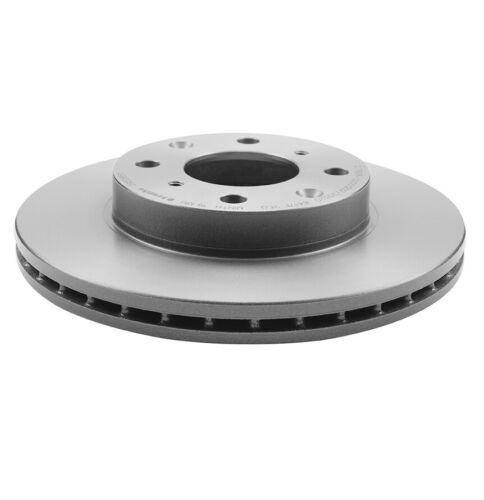 2 Pieces Brembo 25507 Front Disc Brake Rotors Pair For Honda CRX Civic del Sol