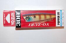 4529 Details about  /Yo Zuri Duel 3DB Popper 75 mm Schwimmend Köder R1101-PF