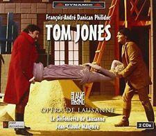 PHILIDOR: TOM JONES NEW CD