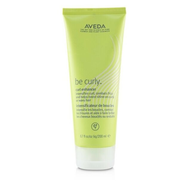NEW Aveda Be Curly Curl Enhancer (For Curly or Wavy Hair) 200ml Mens Hair Care
