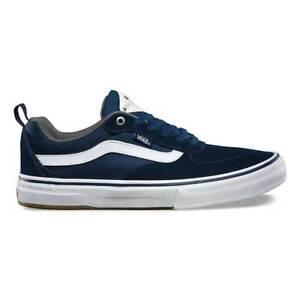 Scarpe da Skate Vans Kyle Walker Pro Navy White Sneakers Skateboard