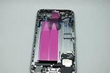 NUOVO iPhone 6 GRIGIO COVER POSTERIORE COMPLETA, Completare Shell, alloggiamento di tutte le parti interne