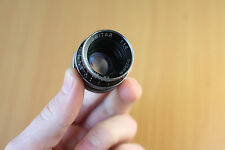 Kern-Paillard Switzerland AR 25mm f/1.4 C-Mount Manual Focus Fast Lens M43