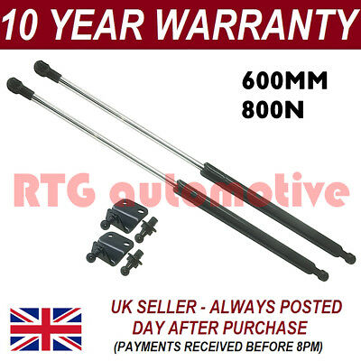 UK SELLER 2x Universal Gas Struts Springs Lifters 500mm 200N For Multi Purpose