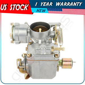 New-For-Vw-Beetle-34-Pict-3-Carburetor-12V-Electric-Choke-W-Gasket-113129031K