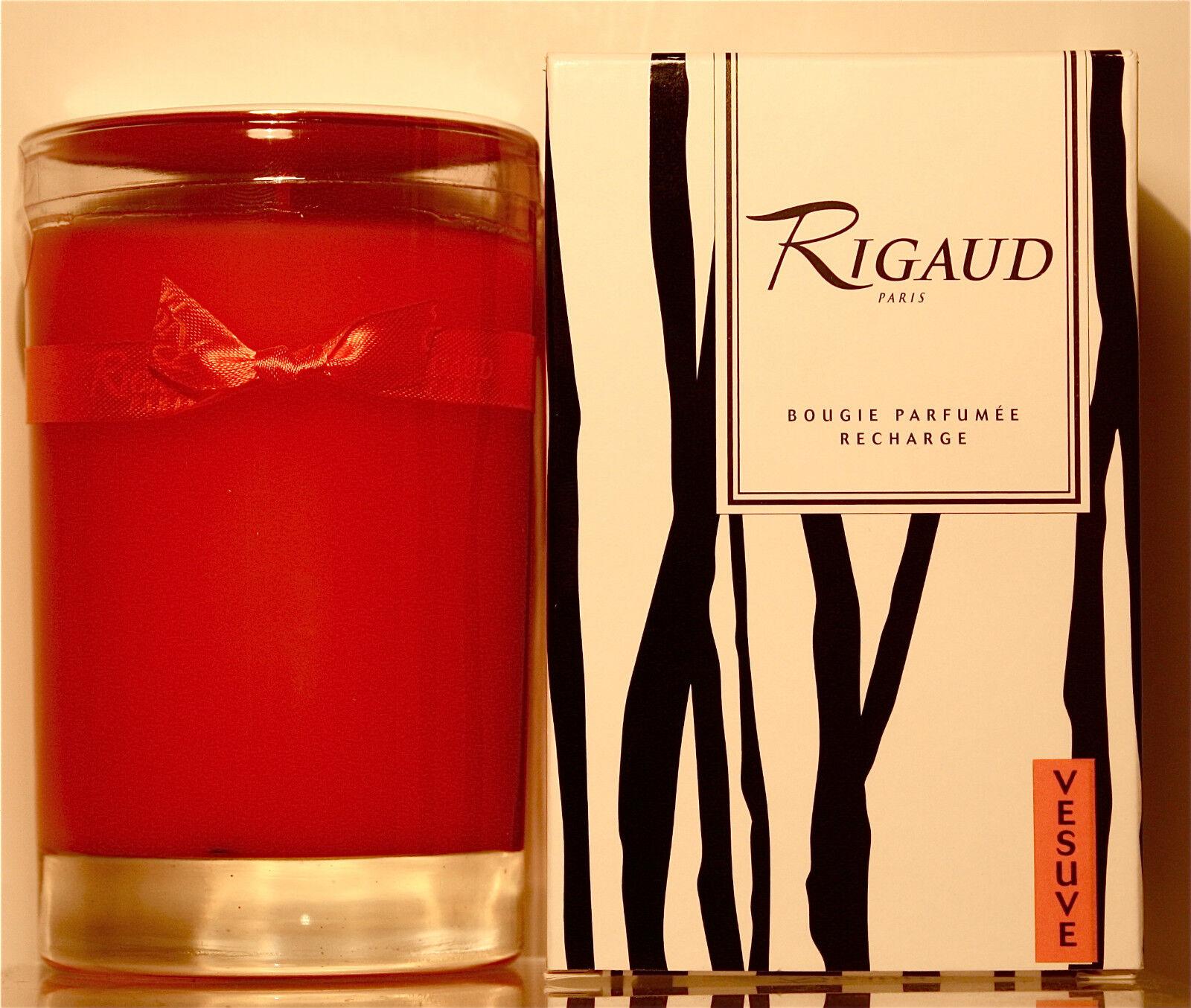 Rigaud Vesuve Large Größe Candle Refill (7.4 oz.) (65 hour)