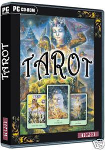 TAROT-Kartenlegen-am-PC-CD-ROM-NEU-amp-OVP