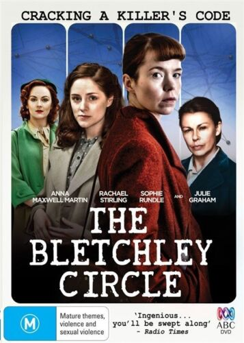 1 of 1 - The Bletchley Circle (DVD, 2013)