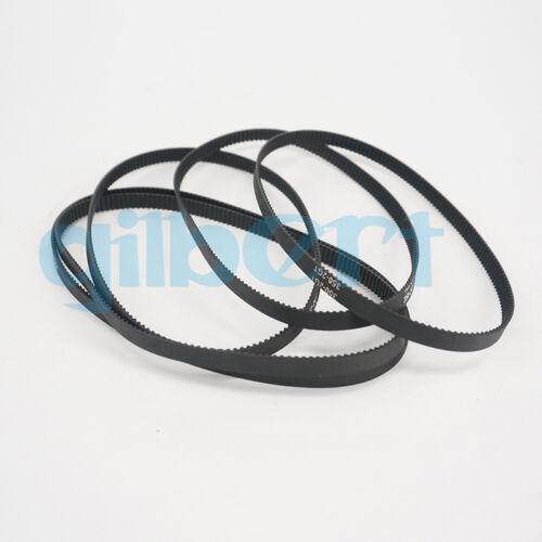 5PCS caoutchouc largeur 6 mm Courroie synchrone Ceintures 2GT Imprimante 3D Boucle Fermée