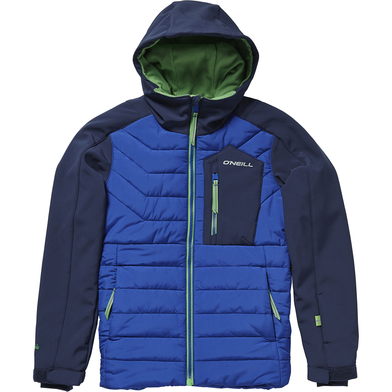 O'Neill Chaqueta Esquí Snowboard Pb 37-n Chaqueta  blue Impermeable  in stadium promotions