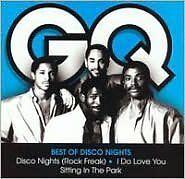 GQ : BEST OF DISCO NIGHTS (CD) sealed