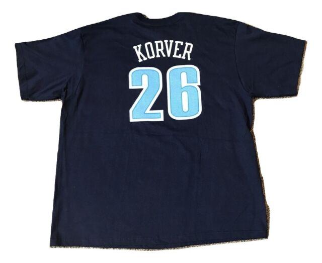 on sale 2ec98 ceea1 adidas Utah Jazz Kyle Korver Jersey T Shirt XXL 2xl XXLarge