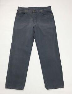 Lee-jeans-chicago-uomo-usato-gamba-dritta-w34-tg-48-denim-boyfriend-T3270