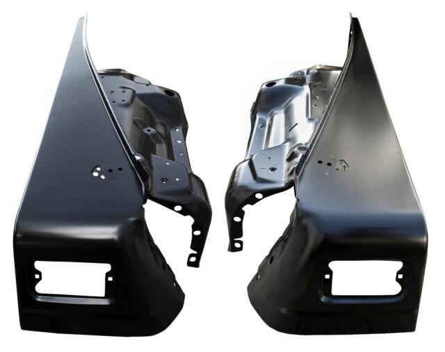 NEW Set of TWO Front Fenders Primered 97-02 Wrangler TJ  5003950AJ, 5003951AJ