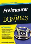 Freimaurer Fur Dummies by Christopher Hodapp (Paperback, 2014)