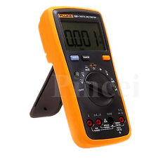 Digital Multimeter Meter Auto Ranging Amp Fluke 15b Amp F15b Ac Dc Voltage Current