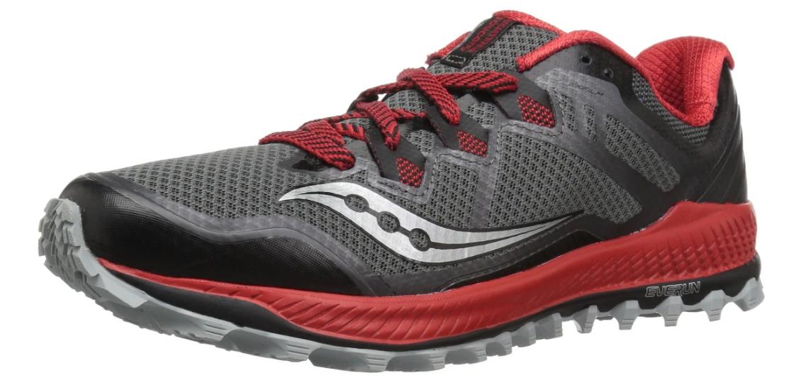 Saucony Peregrine 8 Talla 8.5 m (D) EU 42 Hombre Trail Running Zapatos Negro S20424-4