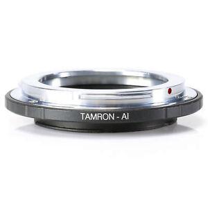 Tamron-Adaptall-2-AD2-Lens-to-Nikon-AI-mount-camera-adapter-D90-D7000-D800