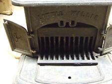 Abbott & Noble Little Willie Salesman Sample Cast Iron Cook Stove Antique