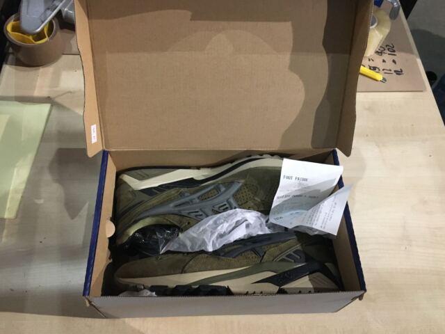 promo code 27473 a0485 Footpatrol X ASICS GEL Kayano UK 8 EU 42.5 Fieg Deadstock RARE
