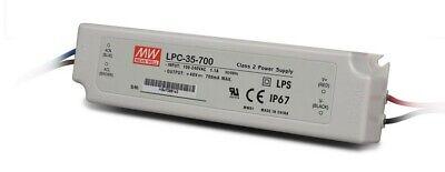 Mean Well salida única LPC-35-700 35W PSU