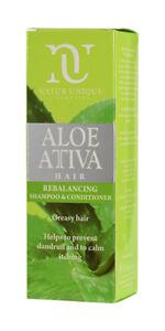 Natur-Unique-Aloe-Attiva-capelli-shampoo-e-balsamo-riequilibrante-250ml