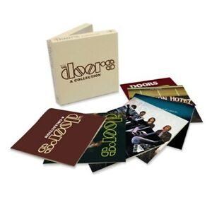 THE-DOORS-A-Collection-2011-6-CD-remastered-box-set-NEW-SEALED