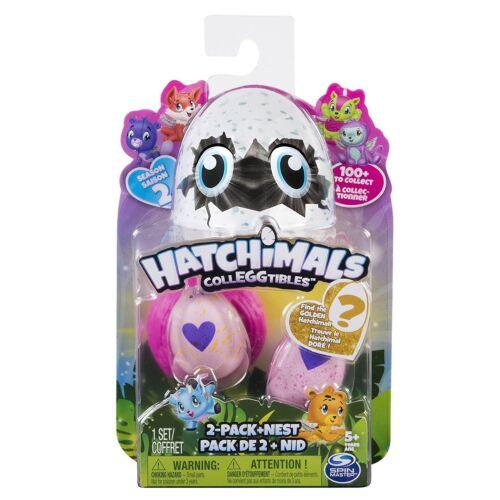 Hatchimals CollEGGtibles 2-Pack Nest Season 2 Children Toy