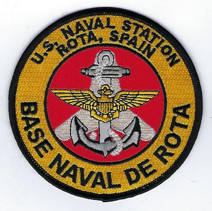 Parche Base Naval De Rota