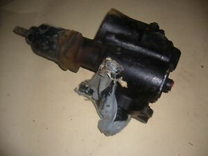 ROVER-P6-3500-3500S-POWER-STEERING-BOX-NEW-NOS-572714-RIGHT-HAND-DRIVE