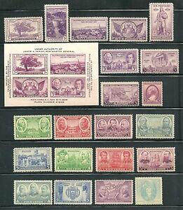 USA-1935-1939-5-YEAR-SET-SC-772-858-VINTAGE-POSTAGE-STAMP-MNH