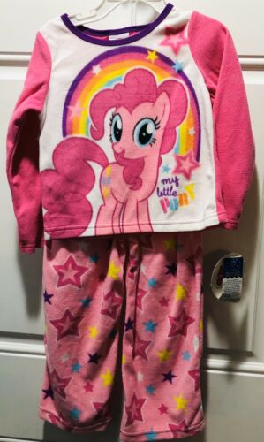 Details about  /My Little Pony Pink Pajama 4T NWT MSRP $34 Girls