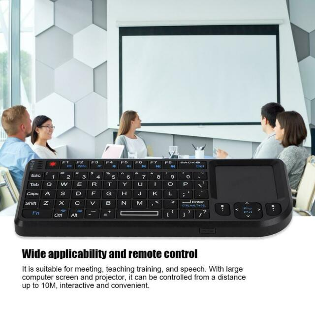USB 2.4GHZ Wireless Slim Keyboard and Cordless Mouse Combo Kit Set for Laptop PC