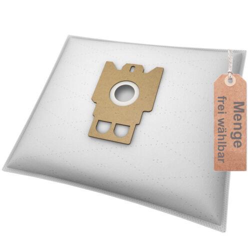 DISBA Staubsaugerbeutel Mi8m MI 8 m  von McFilter Vlies Staubtüten Filterbeutel
