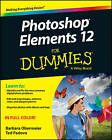 Photoshop Elements 12 For Dummies by Ted Padova, Barbara Obermeier (Paperback, 2013)