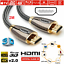 Premium-UltraHD-HDMI-Cable-V2-0-4K-HD-2160P-HDTV-3D-Lead-1m-2m-3m-5m-10m-15m-20m miniatura 6